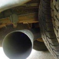 02 Dmax 2500 6 6l - Black smoke | The Truck Stop