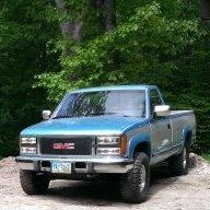 1995 suburban 2500 diesel mpg