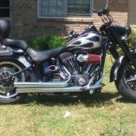 Harley Davidson 83